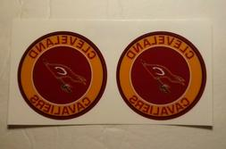 CLEVELAND CAVALIERS   DIY Stickers Decals GREAT for YETI