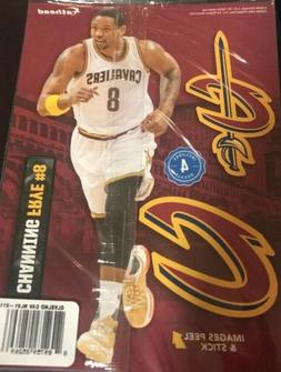 2016 NBA Champions Cleveland Cavaliers Fathead Decals Channi