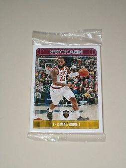 2017-18 Hoops Cleveland Cavs Promo Giveaway Card Team Set Pa