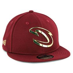 "New Era 950 Cleveland Cavaliers ""Metal Framed"" Snapback Hat"