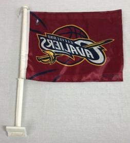 Car Window Flag - NFL Cleveland Cavaliers - 2-sided logo - N