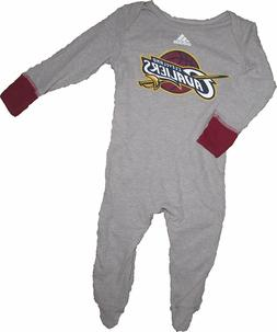Cleveland Cavaliers 1pc Coverall Mitted Baby Infant Clothes