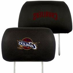 Cleveland Cavaliers 2-Pack Auto Car Truck Embroidered Headre