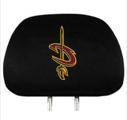 Cleveland Cavaliers 2 Pack Auto Car Truck Headrest Covers