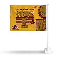 Cleveland Cavaliers 2016 NBA Champs Car Flag and Window Flag