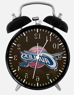 "Cleveland Cavaliers Alarm Desk Clock 3.75"" Home or Office De"