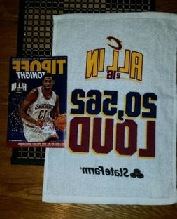 Cleveland Cavaliers All In 216 Rally Towel Also A Program Fr