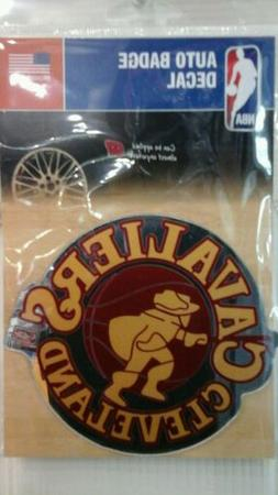 cleveland cavaliers auto badge car decal emblem