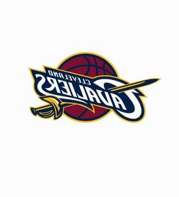 cleveland cavaliers basketball color sports decal sticker