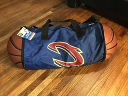 Cleveland Cavaliers Basketball to Duffle Bag NWT