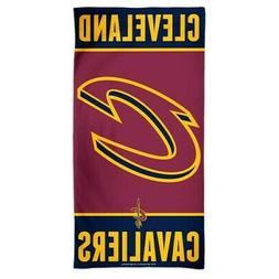 "CLEVELAND CAVALIERS BEACH TOWEL 30""X60"" HIGH QUALITY GRAPHIC"