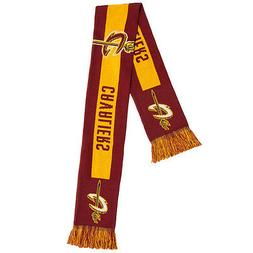 Cleveland Cavaliers Big Logo Scarf NBA Forever Collectibles