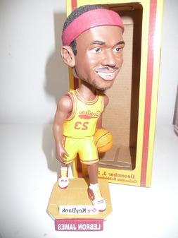 Cleveland Cavaliers Bobblehead LeBron James Bobblehead Los A