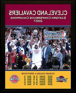 CLEVELAND CAVALIERS CAVS 2007 Eastern Conference Champs LeBr