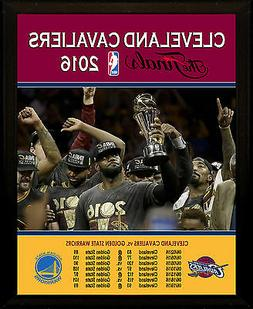 CLEVELAND CAVALIERS CAVS 2016 NBA World Champs Trophy LeBron