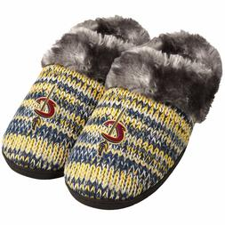 Cleveland Cavaliers Cavs Slippers Logo NEW Womens Slide Hous