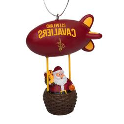 Cleveland Cavaliers Christmas Tree Holiday Ornament New - Te