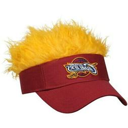 Cleveland Cavaliers Flair Hair Visor