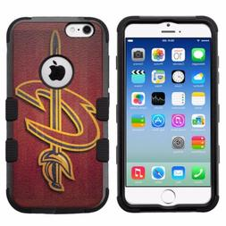 Cleveland Cavaliers Impact Hard+Rubber Hybrid Cover Case for