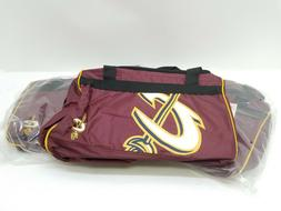 Cleveland Cavaliers Kyrie Irving #2 Core Duffel Bag, Lot of
