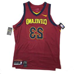 Nike Cleveland Cavaliers Lebron James Icon Authentic Jersey