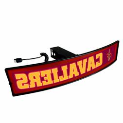Cleveland Cavaliers Light Up Hitch Cover - LED Illuminated T