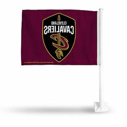 Cleveland Cavaliers NBA 11X14 Window Mount 2-Sided Car Flag