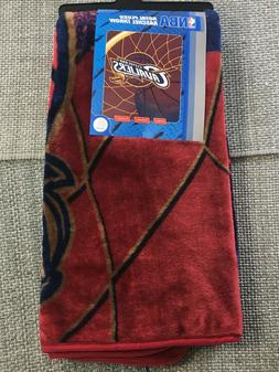 CLEVELAND CAVALIERS NBA ROYAL PLUSH RASCHEL THROW BLANKET 50