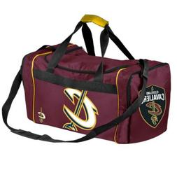 * Cleveland Cavaliers Official Duffel Gym Bag
