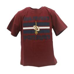 Cleveland Cavaliers Official NBA Apparel Infant Toddler Size