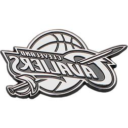 Cleveland Cavaliers Official NBA Premium Solid Metal Chrome