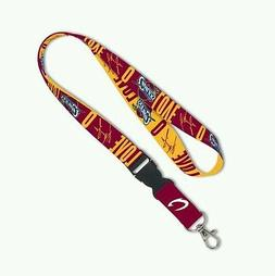 """KEVIN LOVE CLEVELAND CAVALIERS LANYARD DETACHABLE BUCKLE 1"""""""