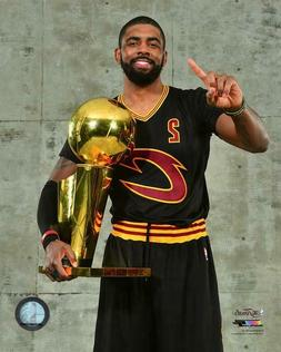 Kyrie Irving Cleveland Cavaliers NBA LICENSED un-signed 8x10
