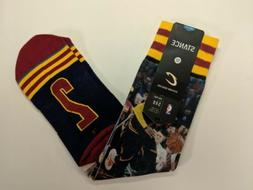 STANCE Kyrie Irving Cleveland Cavaliers NBA Crew Elite Socks