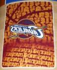 New Cleveland Cavaliers Plush Throw GIFT Blanket NBA Basketb
