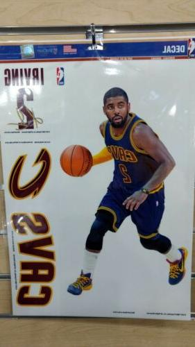 KYRIE IRVING CLEVELAND CAVALIERS EXCLUSIVE 4 PIECE MULTI-USE
