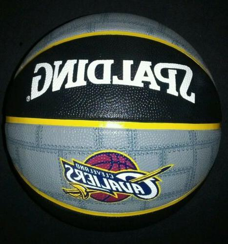 Spalding NBA cleveland cavaliers Basketball full size ball 2