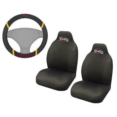 nba cleveland cavaliers car truck front seat