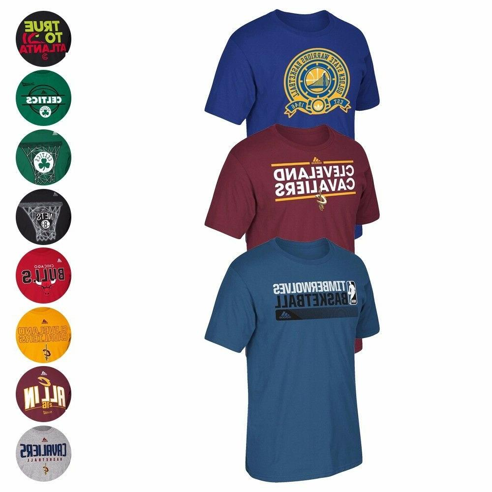 nba various team graphic t shirt collection