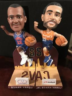Larry Nance Jr And Sr. Cleveland Cavaliers SGA Bobblehead Se