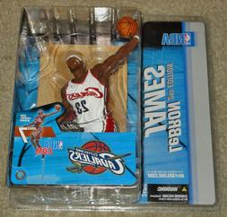 McFarlane NBA Series 7 Cleveland Cavaliers LeBron James 2nd