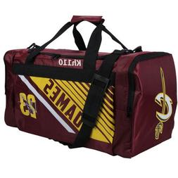 NBA Cleveland Cavaliers #23 LeBron James Gym Travel Luggage