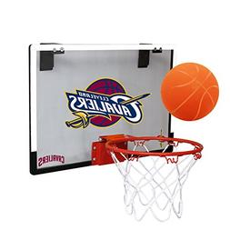 NBA Cleveland Cavaliers Game On Indoor Basketball Hoop & Bal
