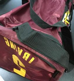 NBA Cleveland Cavaliers Kyrie Irving 2 Basketball Duffle Tra