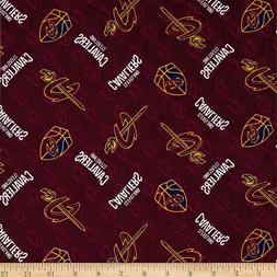 NBA Cleveland Cavaliers Window Curtain  Valance  42 x 15