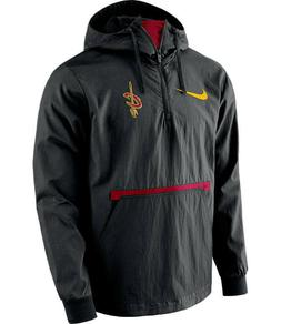 NEW NIKE CLEVELAND CAVALIERS PACKABLE JACKET 893406 677 MENS