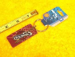 ***NEW*** CLEVELAND CAVS CAVALIERS KEY CHAIN RICO INDUSTRIES