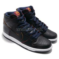 Nike SB Dunk High Pro NBA Cleveland Cavaliers Black Navy Cav
