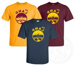 """The Land"" T-Shirt cleveland ohio believeland cavs cavaliers"